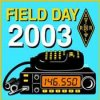 Field Day » FD 2003